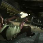 ...oder auf dem Rücken liegend. (Bild: Rockstar Games)