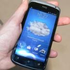 Der AMOLED-Touchscreen des HTC One S ist 4,3 Zoll groß. (Bild: netzwelt)