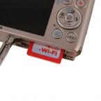Die WLAN-Funktion ist vor allem bei älteren Kameras nicht immer verfügbar. Neuere Modelle kommen in der Regel mit dem drahtlosen Netzwerk zurecht. (Bild: netzwelt)