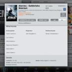 Wegen der geringeren Auflösung stehen auf dem alten iPad 720p-Filme zum Abruf bereit. (Bild: netzwelt)