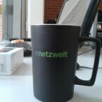 Testbild Samsung Wave 3: Nahaufnahme Kaffee-Tasse (Bild: netzwelt)