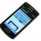 Das Samsung Wave 3 besitzt ein Super-AMOLED-Display. (Bild: netzwelt)