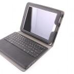 Durch die Kombination aus Tasche und Tastatur wird das Arbeiten am iPad erleichtert. (Bild: netzwelt)