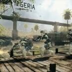 Das Ghost-Squad verschlägt es an unterschiedliche Orte der Welt. Von Nigeria... (Bild: Ubisoft)