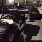 Der Spieler kann aus der Deckung heraus schießen. (Bild: Ubisoft)