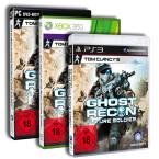 Tom Clancy's Ghost Recon: Future Soldier erscheint für die PlayStation 3, die Xbox 360 und für den PC. (Bild: Ubisoft)