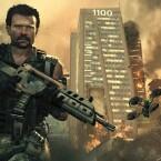 Bei Call of Duty: Black Ops II wird unter anderem Los Angeles verwüstet. (Bild: Activision)