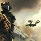 Die Drohnen unterstützen die Bodentruppen. (Bild: Activision)
