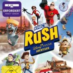 """Fünf Pixarfilme liefern die Kulisse für """"Kinect Rush"""". (Bild: Microsoft)"""