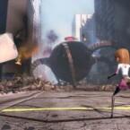 Zusammen mit den Incredibles nimmt man es mit riesigen Robotern auf. (Bild: Microsoft)