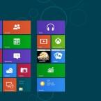 In der Consumer Preview lässt sich die Metro-UI über das Menü unter dem Profilbild bearbeiten. (Bild: Screenshot Windows 8/netzwelt)