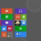 Die Apps können in Metro nach Belieben angeordnet und gruppiert werden. (Bild: Screenshot Windows 8/netzwelt)