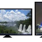 Die Slideshow wählt nun Bilder passend zur Auflösung und Bildschirmausrichtung aus. (Bild: Microsoft)