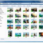 Mithilfe der Vorabversion lässt sich SkyDrive in Windows 8, 7 und Vista in den Windows Explorer einbinden. (Bild: Microsoft)