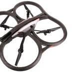 Vier Rotoren treiben die AR.Drone 2.0 an. (Bild: netzwelt)