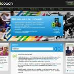 Die Webseite besteht aus vielen Flash-Elementen. Das sorgt für lange Ladezeiten. (Bild: netzwelt)