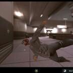 Manch ein niedergestreckter Bösewicht wird mit einer hollywoodreifen Kamerafahrt verabschiedet. (Screenshot: netzwelt)