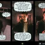 Neben Videos erscheinen manche Zwischensequenzen auch als klassicher Comic. (Screenshot: netzwelt)