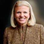 Mit Virginia Rometty steht erstmals eine Frau an der Spitze von IBM. (Bild: IBM)