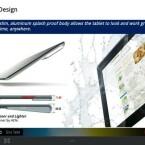 Dünn, leicht und Spritzwasserschutz - das sind die Eckpfeiler des neuen Designs. (Bild: xperiablog.net)