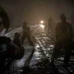 Horden von Zombies machen den Spielern das Leben schwer. (Bild: Capcom)