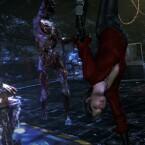Ada Wong zeigt akrobatische Kunststücke. (Bild: Capcom)