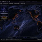 Einblicke in ResidentEvil.net. (Bild: Capcom)