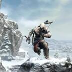 Connor Kenway greift an. (Bild: Ubisoft)