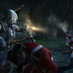Angriff mit Pistole und Tomahawk. (Bild: Ubisoft)