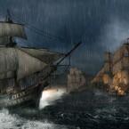Seeschlachten werden AC 3 noch mehr Tiefe verleihen. (Bild: Ubisoft)