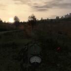 """Orientierung bei Sonnenaufgang. (Bild: Dean """"Rocket"""" Hall)"""