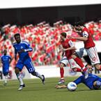 Chelsea vs. Arsenal. (Bild: EA Sports)