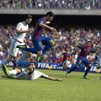 Messi vs. Özil. (Bild: EA Sports)