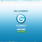 Mit dem WLAN des G-Connect verbinden und im Browser www.gtech-connect.com eingeben. (Bild: netzwelt)