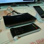 Das Touchpad der Fernbedienung war im Kurztest etwas behäbig. (Bild: netzwelt)