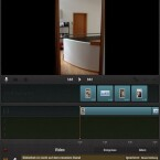 Die Bedienung per Touchscreen gelang im Kurztest problemlos. (Bild: Screenshot Pinnacle Studio)