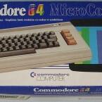 Vorderseite der Originalverpackung des C64. (Bild: c64-wiki.de)