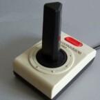 Joystick für Commodore. (Bild: Wikipedia)