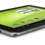 Bereits mit DualCore-Prozessor und IPS-Display ausgestattet: Trekstor SurfTab ventos 8.0 zum Preis von 199 Euro. (Bild: Trekstor)