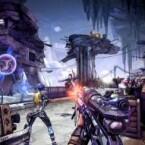 """Bereits im Einzelspieler-Modus besitzt """"Borderlands 2"""" eine beträchtliche Sogwirkung. Wer allerdings gemeinsam mit drei Freunden auf die taktisch angehauchte Jagd nach Monstern, Beute und dem schönen Jack geht, vergisst die Zeit vollends. (Bild: 2K Games)"""