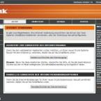 Als Alternative zum Software-Assistenten von CD bieten sich Helferlein zur Einrichtung an, die über die Web-Oberfläche aufrufbar sind. (Bild: Screenshot)