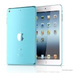 Mit Aluminium-Gehäuse und, analog zu den neuen iPod-Touch-Modellen, bläulichem Anstrich. (Bild: Martin Hajek / Gizmodo.com)