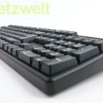 Für Vieltippe und Gamer ist Leopolds FC500R gedacht. Kostenpunkt: etwa 120 Euro. (Bild: netzwelt)