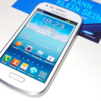 Das Design ähnelt bis auf Nuancen dem des Galaxy S3. (Bild: netzwelt)