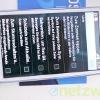 Zudem stehen dem Nutzer auch zahlreiche die intelligenten Bedienfunktionen des Galaxy S3 zur Verfügung. (Bild: netzwelt)