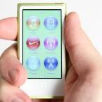 Mit diesen Apps müssen Sie wohl leben: Der iPod Nano hat keinen Zugriff auf den App Store. (Bild: netzwelt)