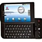 Das erste Smartphone mit Android war 2008 das T-Mobile G1. (Bild: T-Mobile)