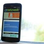 Ein ausführlicher Testbericht des HTC One X+ folgt in den nächsten Tagen. Fragen zum Gerät können Sie bereits jetzt stellen. (Bild: netzwelt)