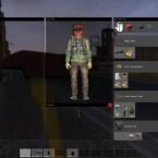 Charakter, Kleidung und Objekte lassen sich modifizieren. (Bild: Bohemia Interactive)
