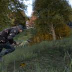 Auch in der Stand-Alone-Version von DayZ ist Überleben das Ziel. (Bild: Bohemia Interactive)